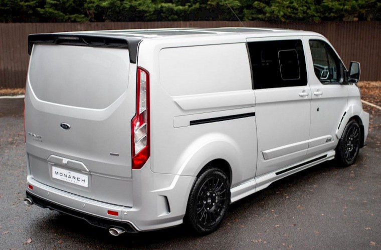 2018/68 Ford Transit Custom MS-RT 320 L2H1 Limited 5