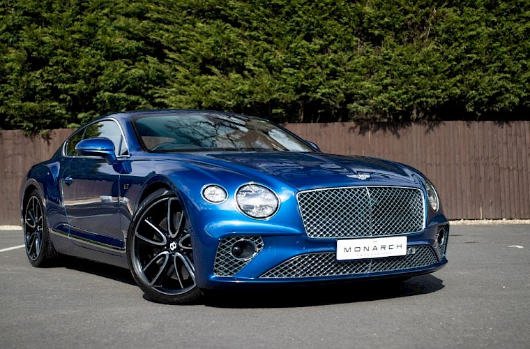 2018/18 Bentley Continental GT W12 First Edition 7
