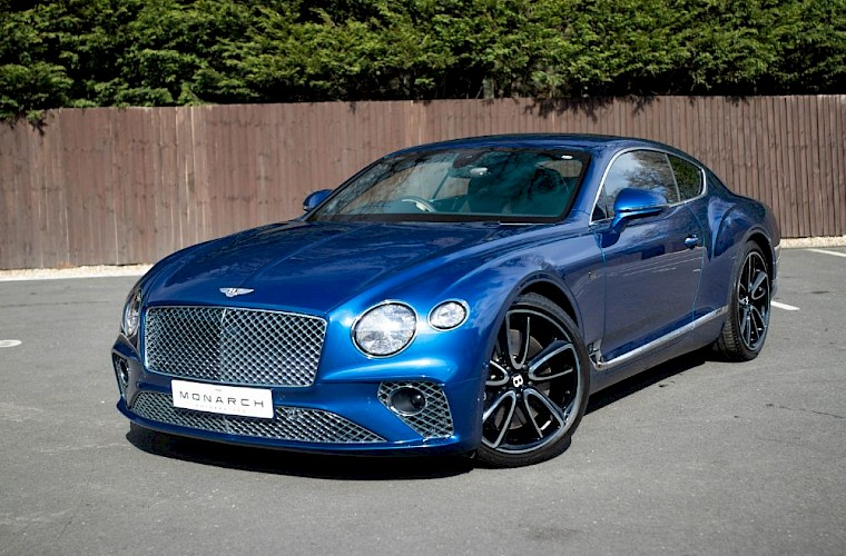 2018/18 Bentley Continental GT W12 First Edition 4