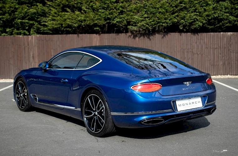 2018/18 Bentley Continental GT W12 First Edition 12