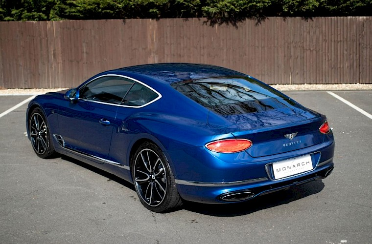 2018/18 Bentley Continental GT W12 First Edition 10