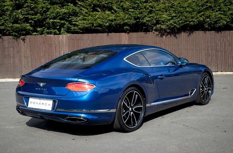 2018/18 Bentley Continental GT W12 First Edition 11