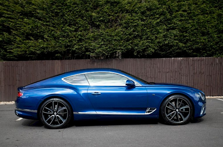 2018/18 Bentley Continental GT W12 First Edition 13