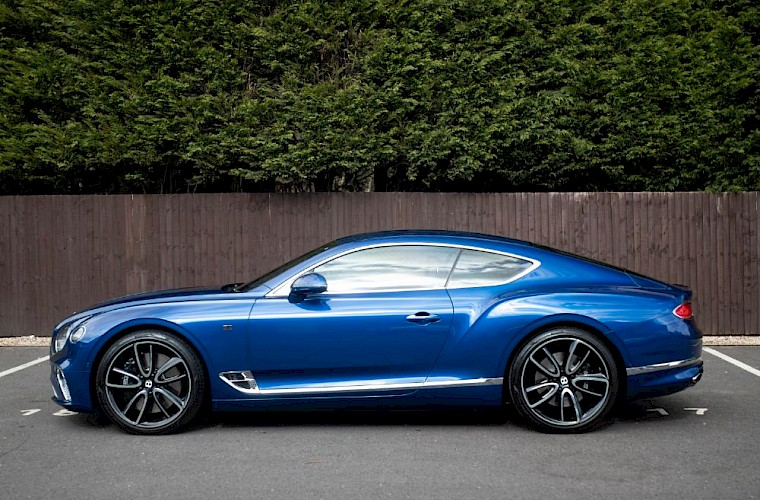 2018/18 Bentley Continental GT W12 First Edition 14