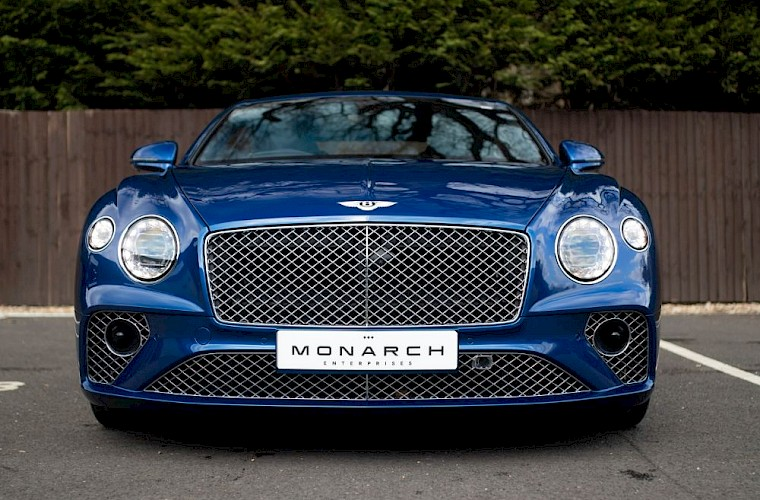 2018/18 Bentley Continental GT W12 First Edition 18