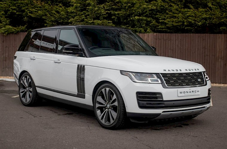 2020/20 Range Rover SV Autobiography Dynamic 5